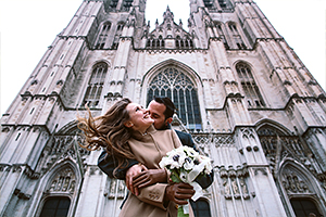Brussels Wedding Photographer