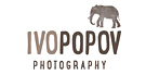 Ivo Popov Photography Logo