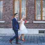 Vintage Wedding Dress in Hasselt