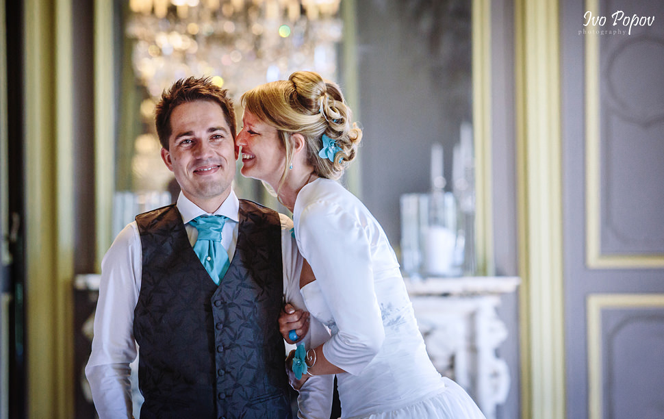 Mariage au Chateau de Bourgogne