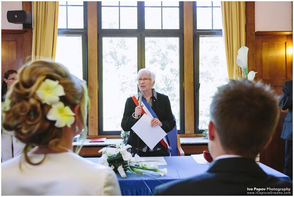Belgian Civil Ceremony