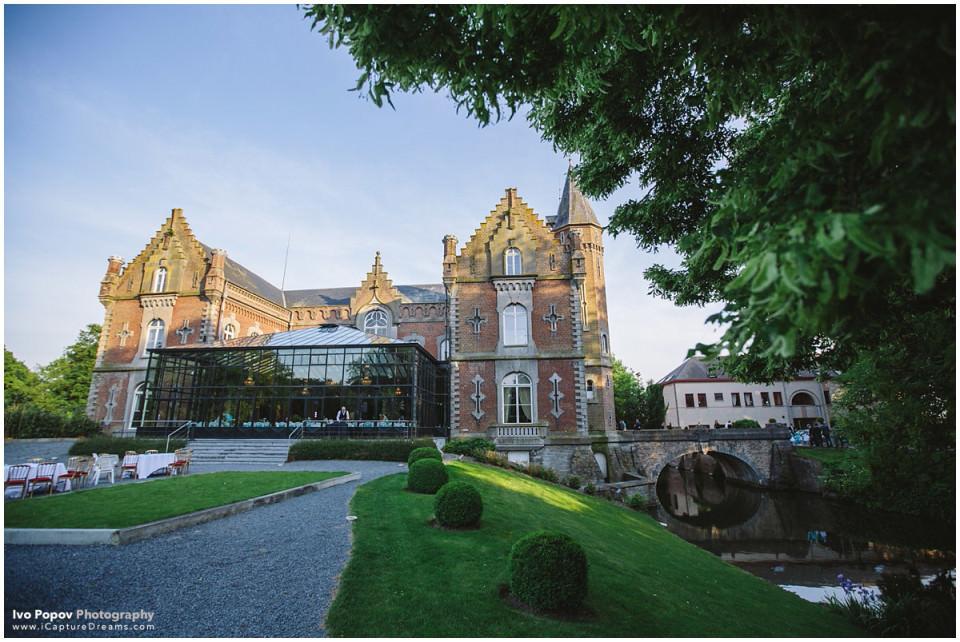 Chateau de Bourgogne