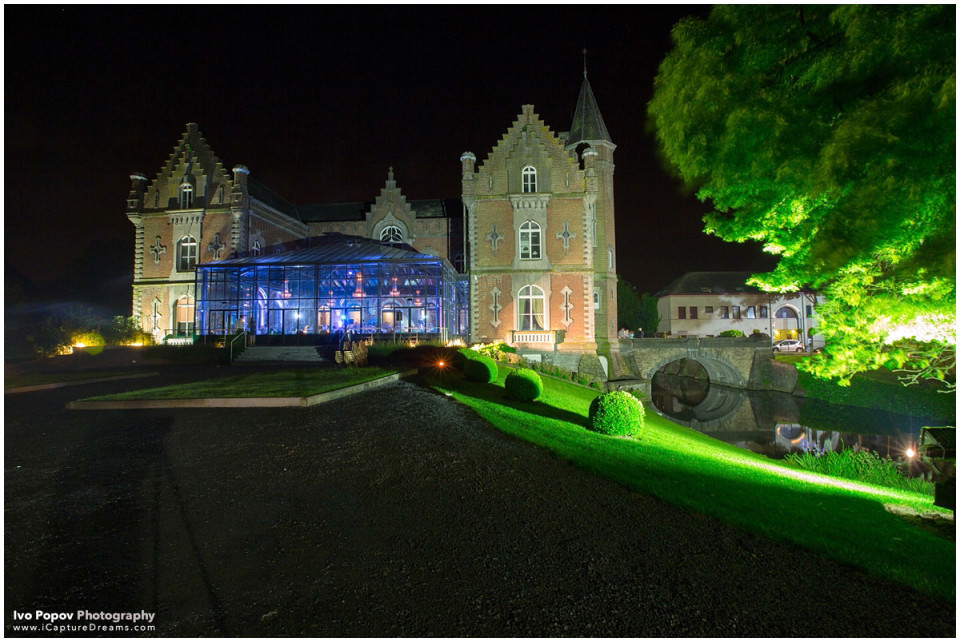 wedding in chateau de bourgogne