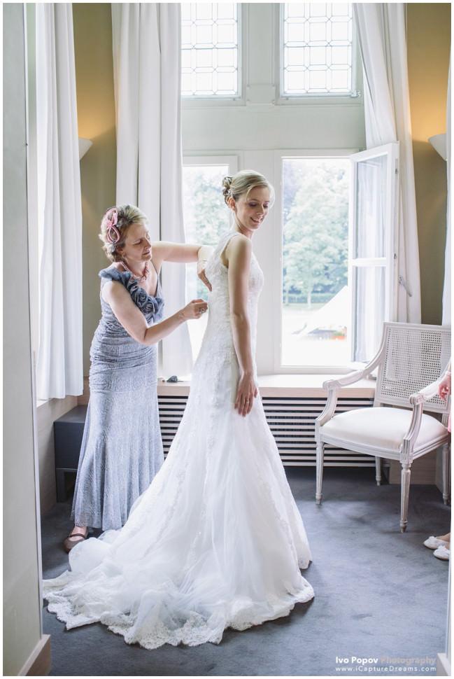 Huwelijksfotograaf Kasteel Gravenhof