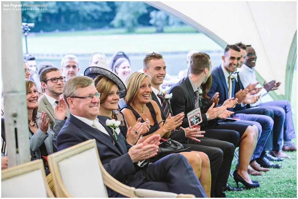 Wedding photographer in Kasteel Gravenhof
