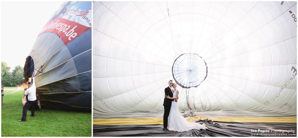 huwelijksfotografie Kasteel Gravenhof