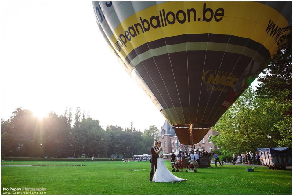 creatieve huwelijksfotografie
