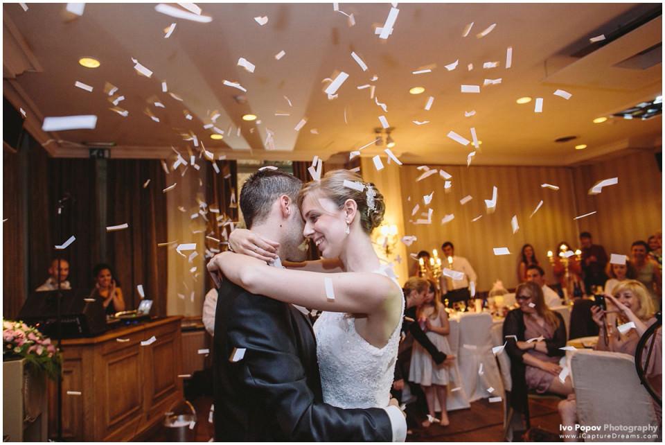 Creatieve en spontane huwelijksfotografie