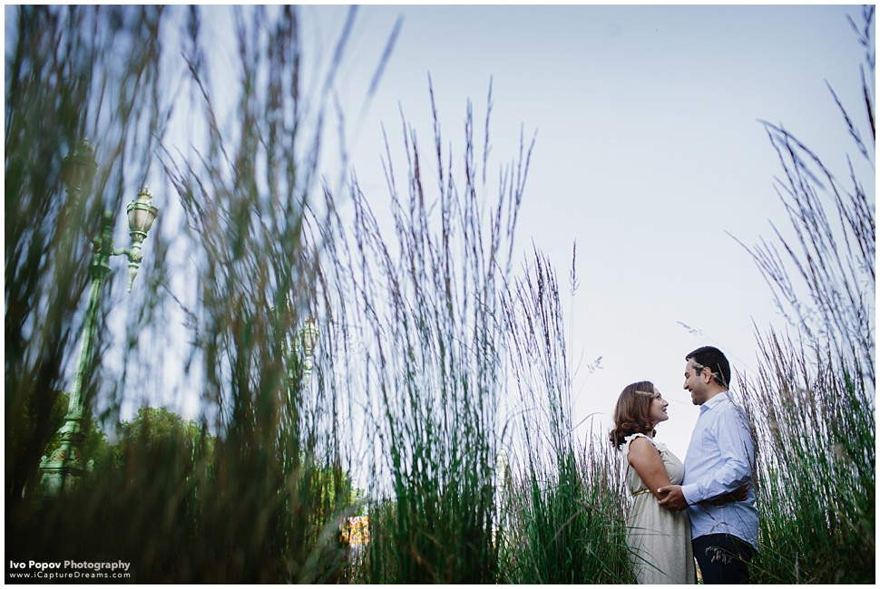 Engagement Photographer in Brussels