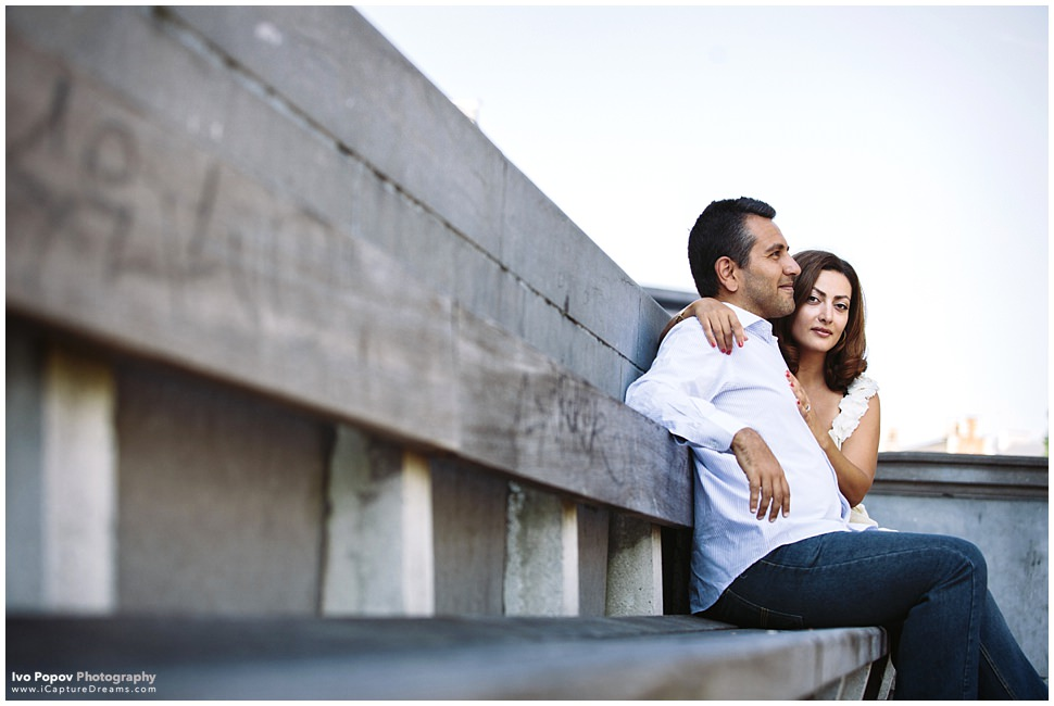 Engagement Session in Brussels