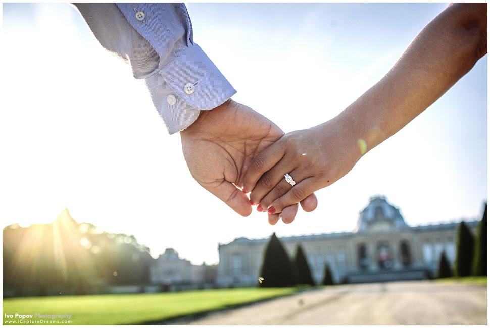 Belgian Engagement Ring