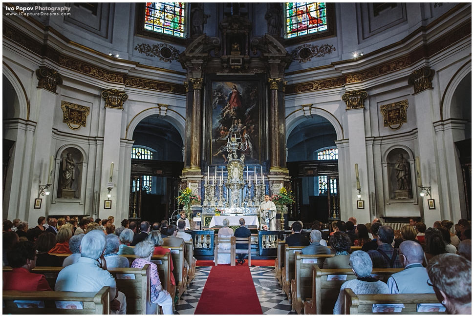 Belgian wedding
