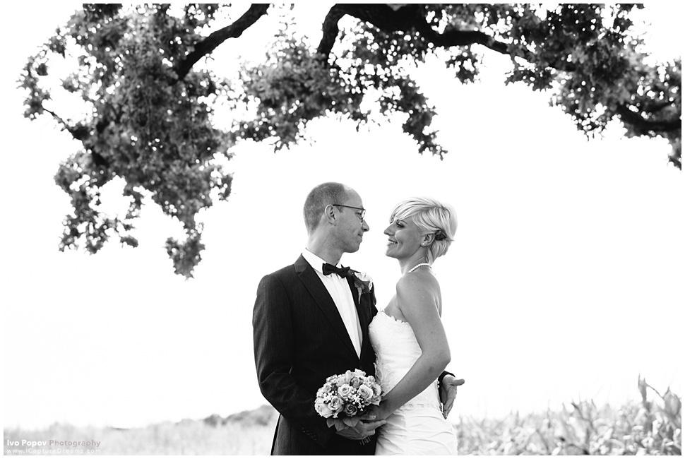 Nature wedding photos