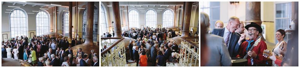 Wedding in De Hoorn