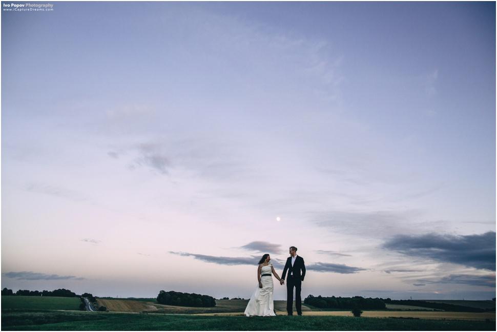 Moonlit wedding images