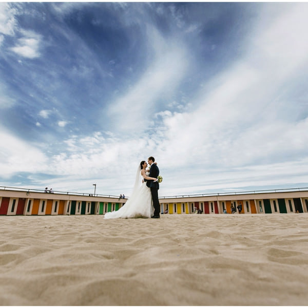 Wedding in Le Touquet-Paris-Plage with Cynthia and Baptiste| Le Touquet Wedding Photographer
