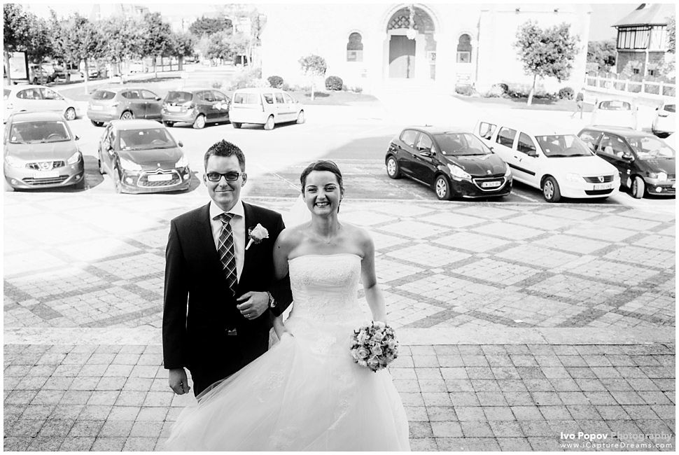 Wedding in Le Touquet
