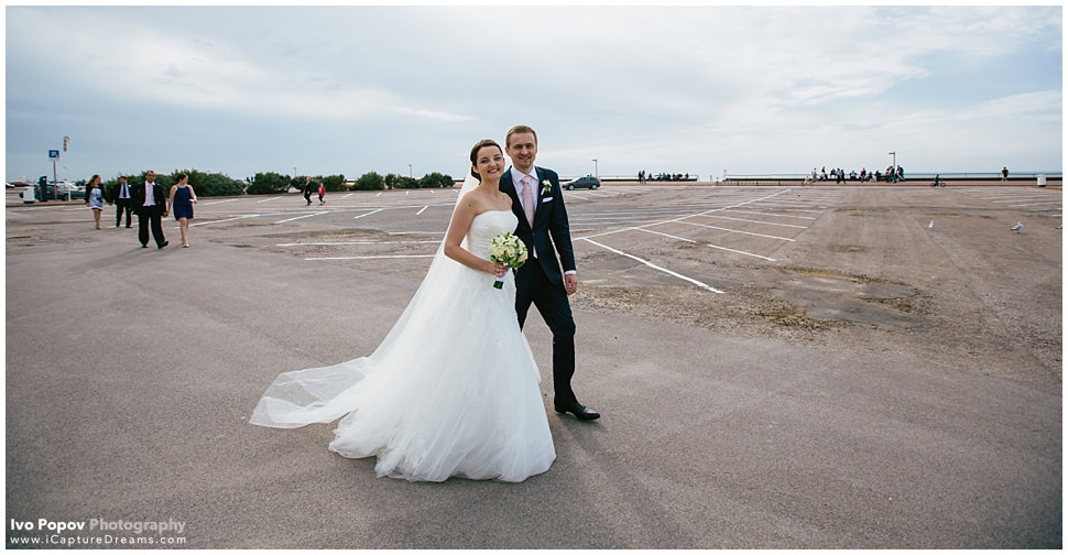 Beach wedding images
