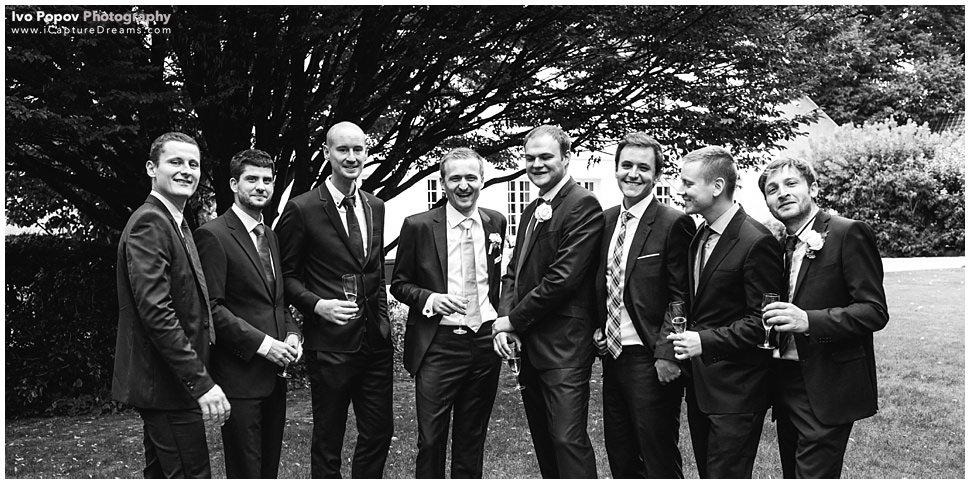 Group wedding image