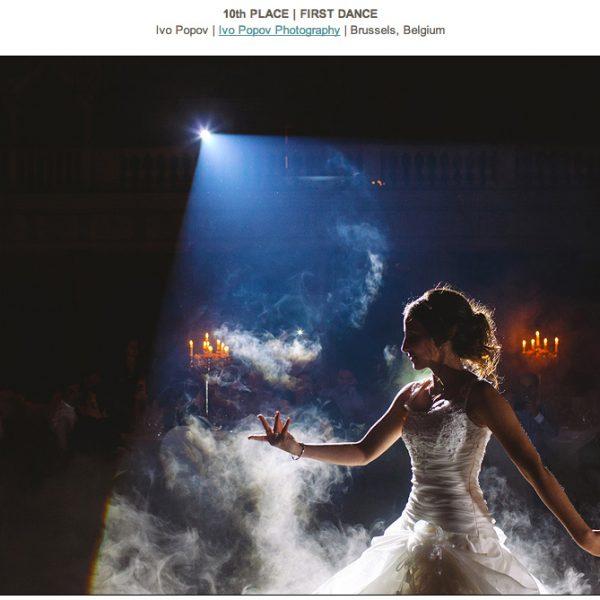 ISPWP Award wedding images - Ivo Popov Photography