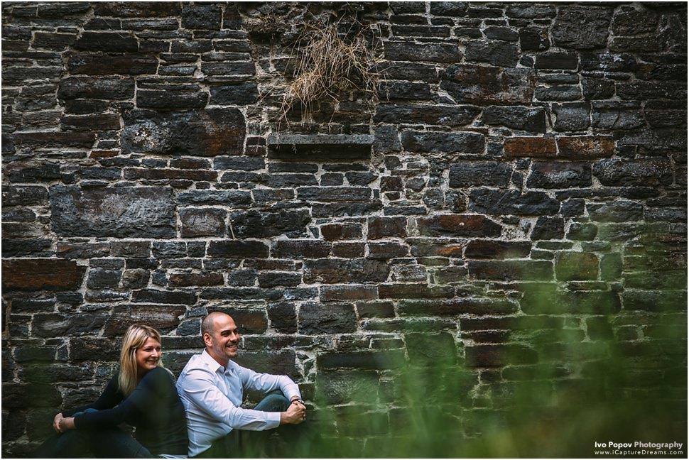 Engagement in Abbaye de Villers