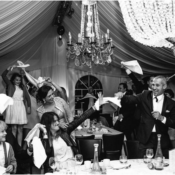 Huwelijksfotograaf Vlaanderen Ivo Popov - Huwelijksfeest in Domein 't Meersdael voor Dorien en Nicolas