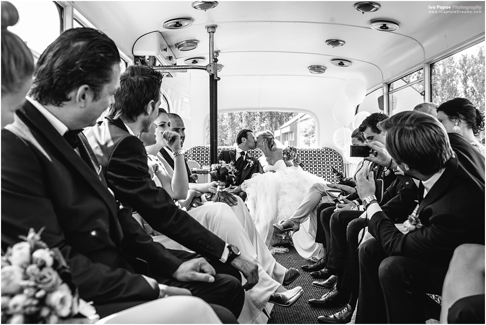 Wedding ceremony Stekene