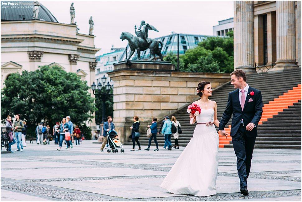 Wedding in Berlin centre