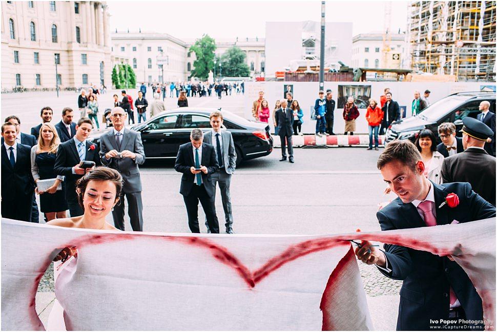Wedding rituals Berlin