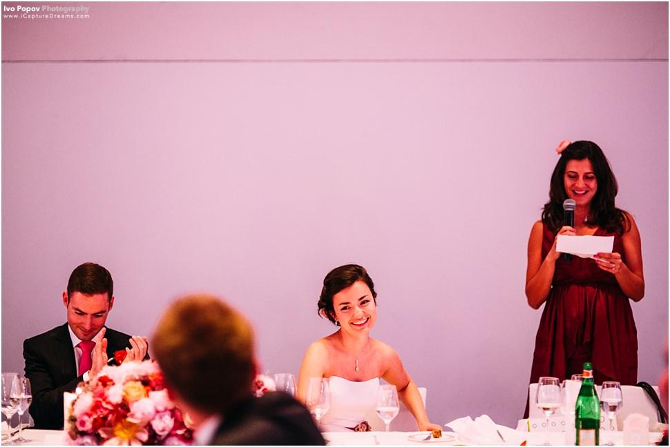 Wedding spechees