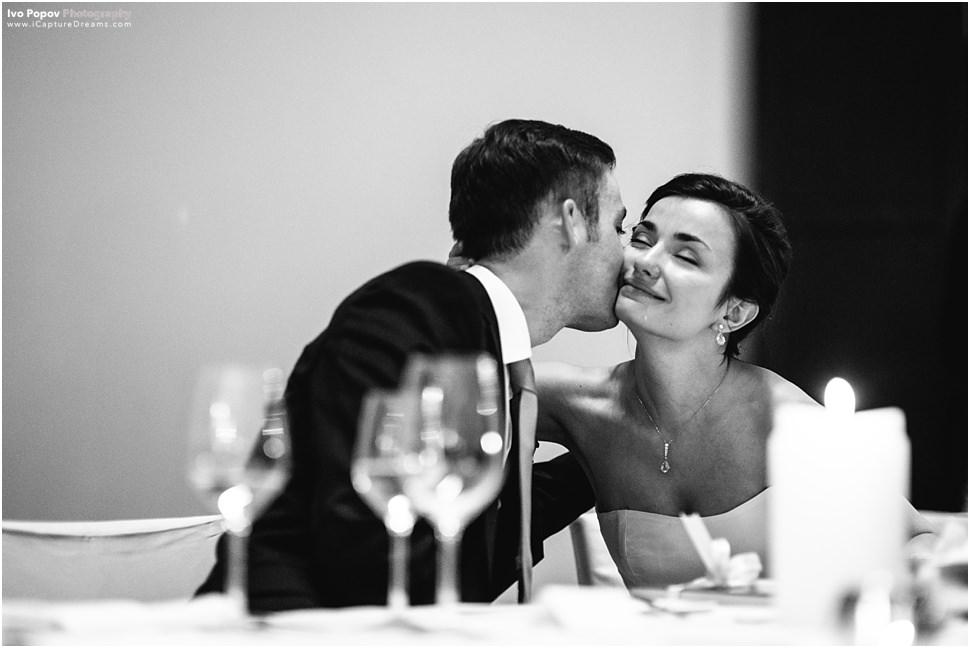 Best romantic kiss