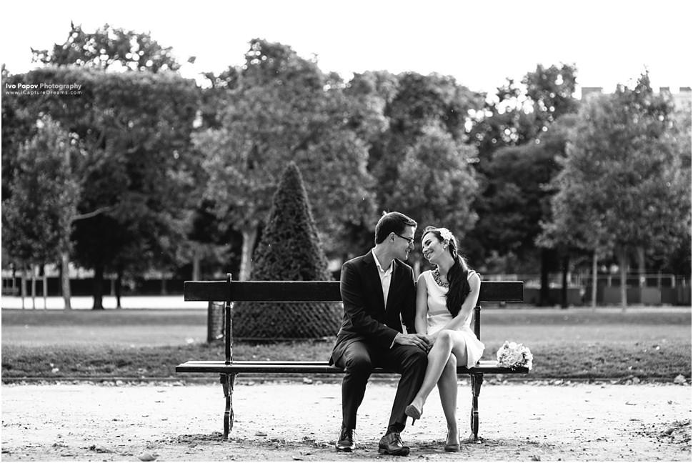 Paris Wedding Pictures