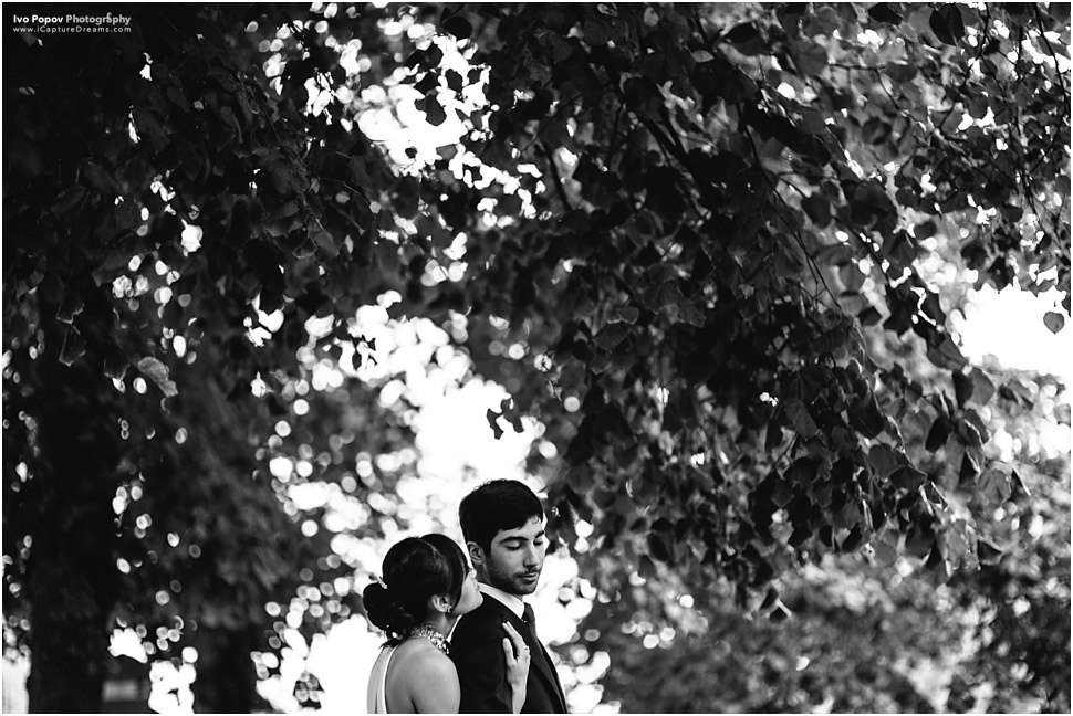 Intimate wedding in Bruges