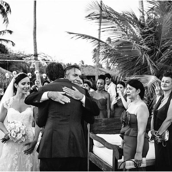 The wedding of Karine and Wim | Destination Wedding in Brazil