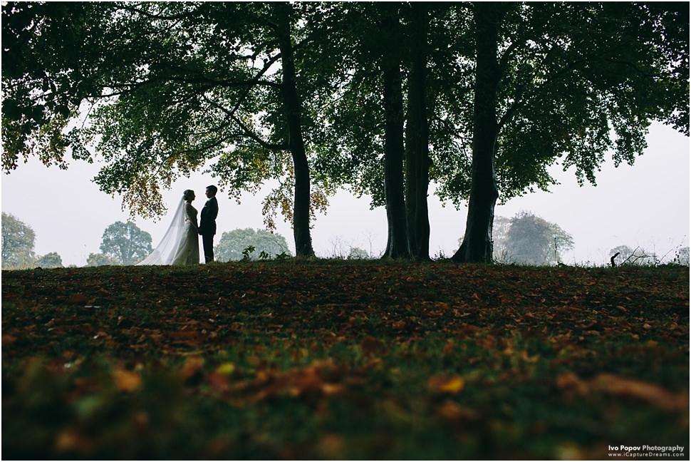 Wedding in Adare manor