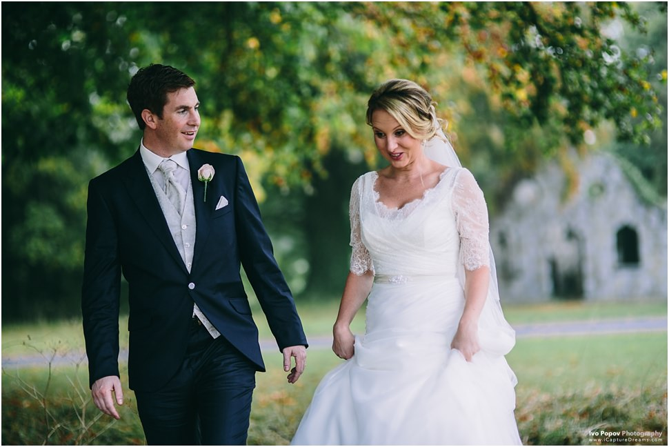 Destination Wedding in Adare Manor