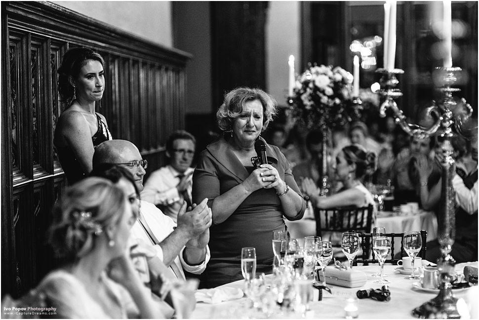 Intimate wedding in Adare Manor
