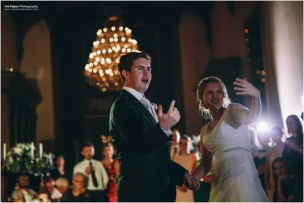 Wold wedding celebration in Adare Manor