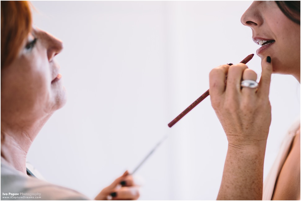 Make up artist in Ghent
