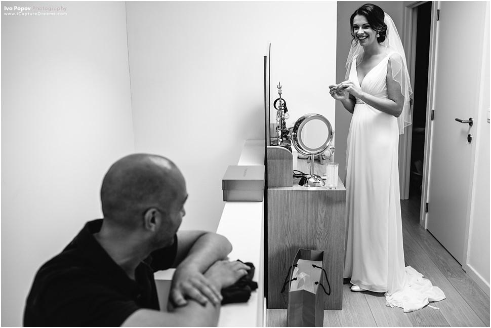 Huwelijksfotograaf in Gent Ivo Popov Photography