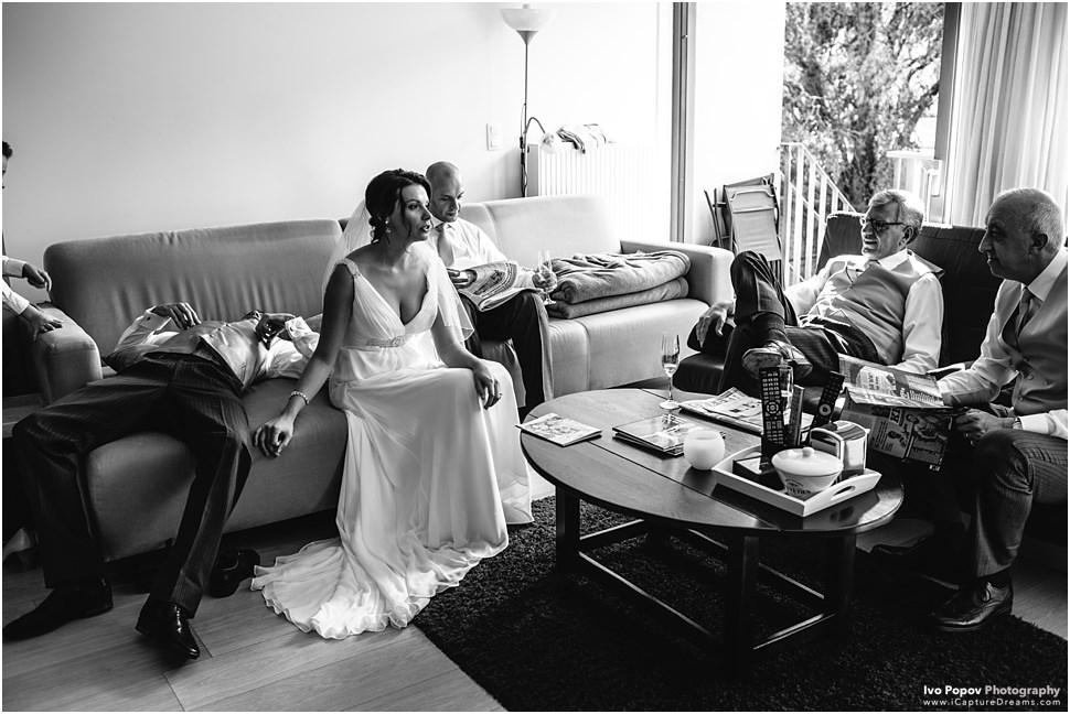 Huwelijksfotograaf Gent Ivo Popov Photography