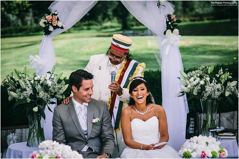 Outdoor Wedding in The Classic Domain