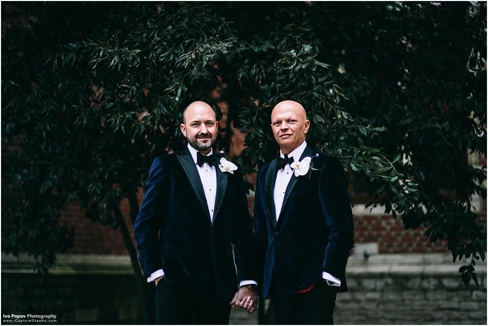 gay wedding in Mechelen