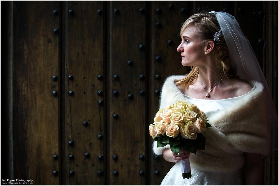 Belgian bride
