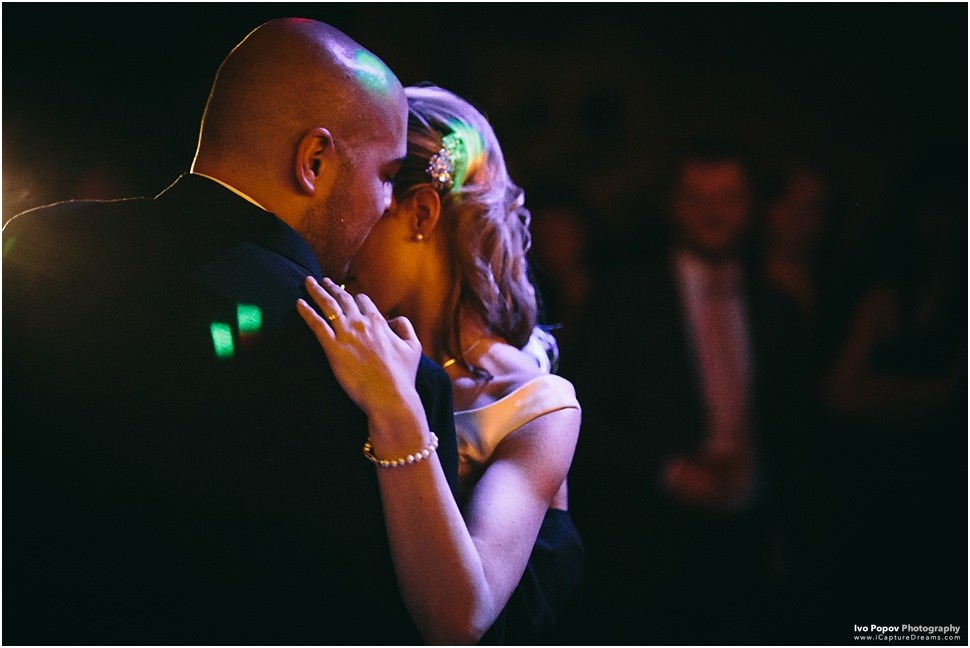 Romantic First dance pictures