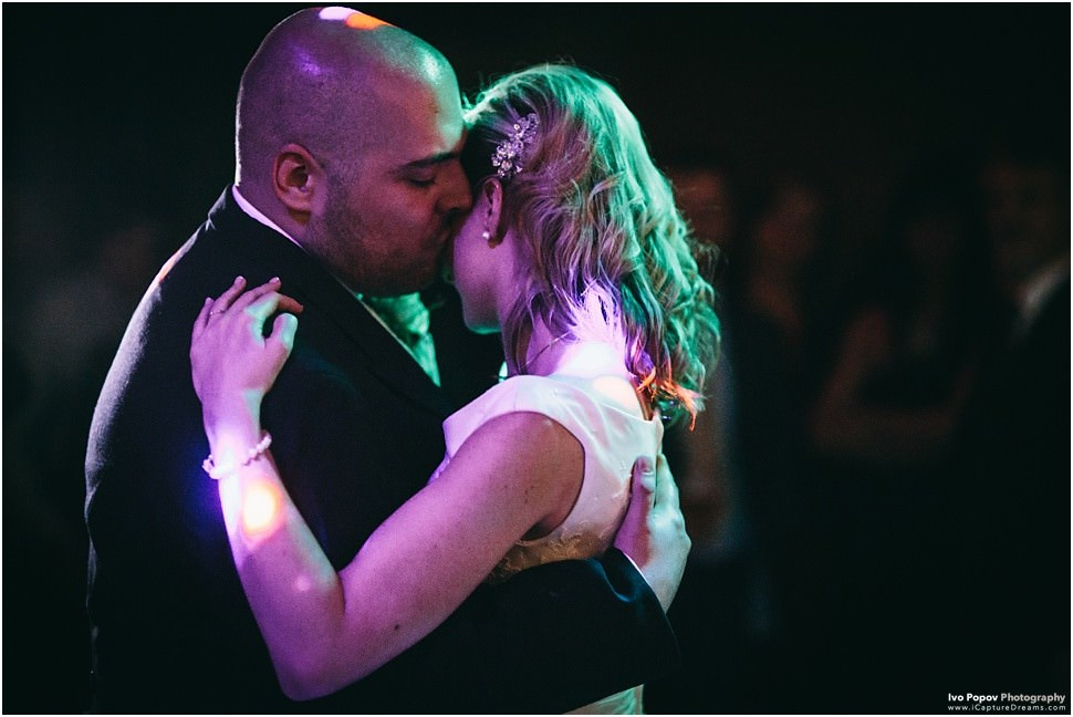 Sensual First dance pictures