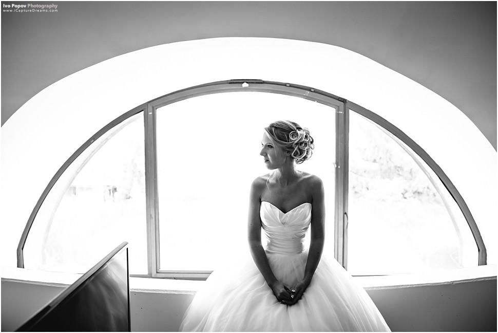 Gorgeous belgian bride