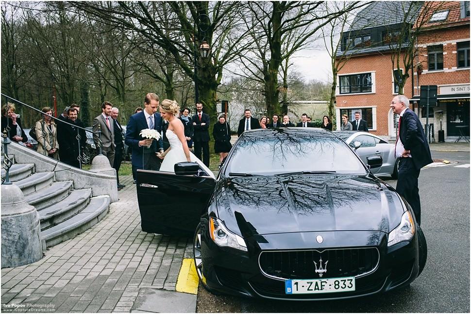 Stadhuis Grimbergen trouwfeest