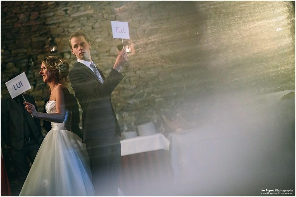 Mariage a La Ferme Du Puits De Sainte Renelde