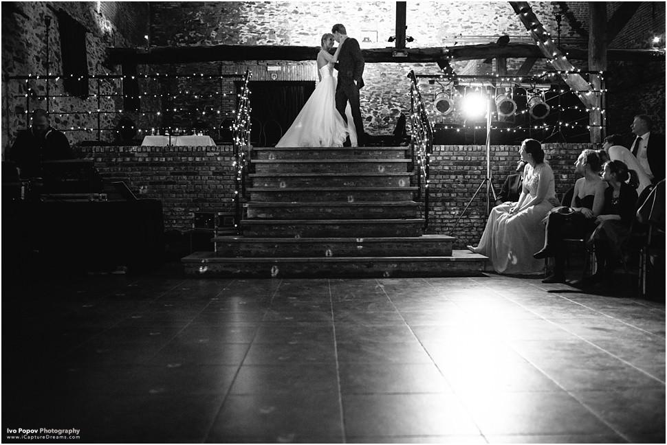 Huwelijk in La Ferme Du Puits De Sainte Renelde